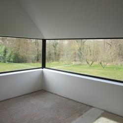 Luminosité - baie vitrée - réhaussement