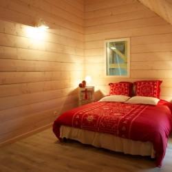 Rénovation lambris chambre sous combles