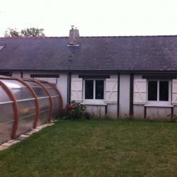 AVANT - Rénovation pavillon isolation extérieur RGE